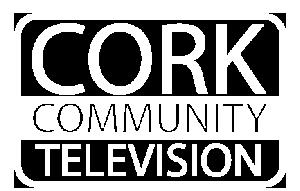 CCTV Logo Flat White